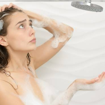 This Is What Causes Low Water Pressure in a Shower